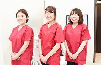 ドクター・衛生士の「チーム医療」